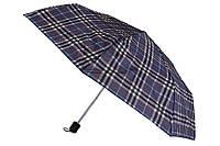 Зонт механический в клетку