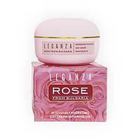 Интенсивный увлажняющий дневной крем с розовым маслом