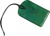 Бирка для багажа Air зеленая