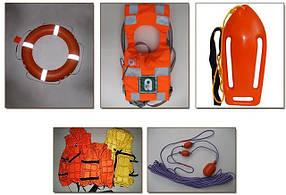 Спасательные жилеты и средства спасения