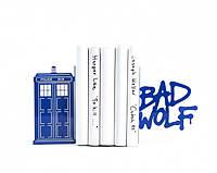 Держатели для книг Doctor Who
