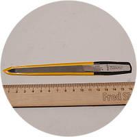 Пилочка Figaro, 16cm,металическая с лазерной насечкой