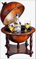 Глобус бар для напитков 33006