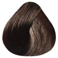 Крем-краска для седых волос DE LUXE Silver 6/37 Темно-русый золотисто-коричневый 60 мл