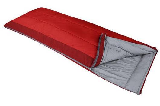 Спальный мешок Vaude Navajo 900 Syn chili левый (11387-2150-010)