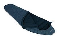 Спальный мешок Vaude Sioux 1000 Syn baltic sea левый (12124-3340-010)