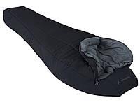 Спальный мешок Vaude Sioux 800 XL Syn black левый (11381-0100-010)
