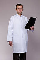 Халат медицинский мужской габардин