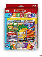 БМ 1-10 Комплект картинок Блестящая мозаика по номерам  (Украина)