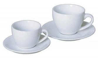 Белая посуда (тарелки, чашки, заварники и т.д.)