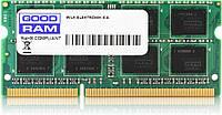 Модуль памяти SO-DIMM DDR3 4Gb PC-1600 Goodram (GR1600S364L11S/4G)