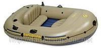 Надувная лодка Intex 68318 Excursion 2 Set (2-х местная)