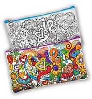 DankoToys Anti Stress Coloring Косметичка CCL-01-04 Раскраска антистресс