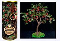 DankoToys Бисерное дерево БД-04 Яблоня