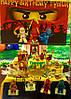 Кенди бар (Candy bar) в стиле Лего и Лего Ниньзяго, фото 5