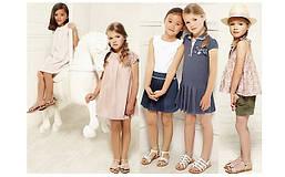 Одежда для девочек от 2 до 14 лет