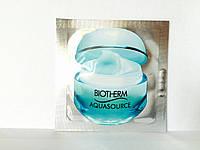Интенсивный увлажняющий гель для лица AQUASOURCE Biotherm 1ml
