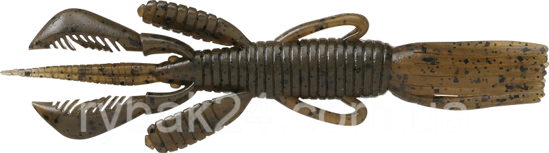 "Силикон Jackall Pine Shrimp 3.5"" Green Pumpkin Pepper"