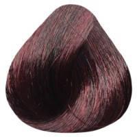 Крем-краска для седых волос DE LUXE Silver 5/56 Светлый шатен красно-фиолетовый 60 мл