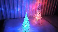Новогодний Led светильник ёлка (6х12,5 см)