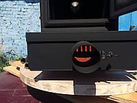 Печь буржуйка длительного горения на дровах
