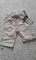 Бриджи-шорты для девочек  Коралловый бантик