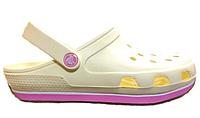 Женские Crocs Duet Sport Clog New Milk Pink