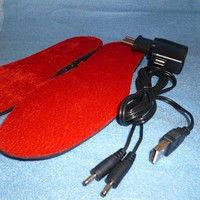 Стельки (электростельки) с подогревом, 39-43 размеры