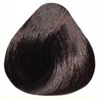 Крем-краска для седых волос DE LUXE Silver 4/75 Шатен коричнево-красный 60 мл