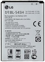 Аккумулятор для LG L90 D405 D410 Dual BL-54SH 2540 mAh