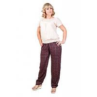 Оригинальные легкие летние женские штаны