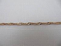 Цепочка золотая 585* СИНГАПУР (10733)