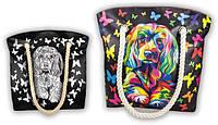 Danko Anti Stress Coloring Сумка (COB-01-01) Радужная собака Раскраска антистресс