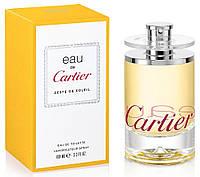 Cartier Eau de Cartier Zeste De Soleil edt 100ml w оригинал примятые