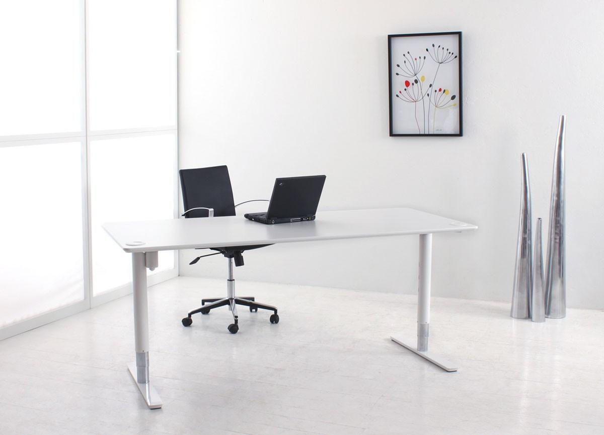 ConSet m49 Эргономичный стол для работы стоя и сидя регулируемый по высоте электроприводом