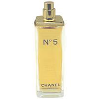 Chanel Chanel N 5 edt 100ml w оригинал Тестер