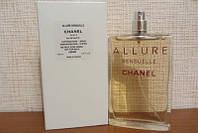 Chanel Allure Sensuelle edt 100ml w оригинал Тестер