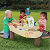 Водний столик дитячий Піратський корабель Little Tikes 628566