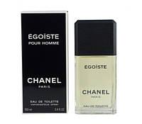 Chanel Egoiste edt 100ml m оригинал примятые