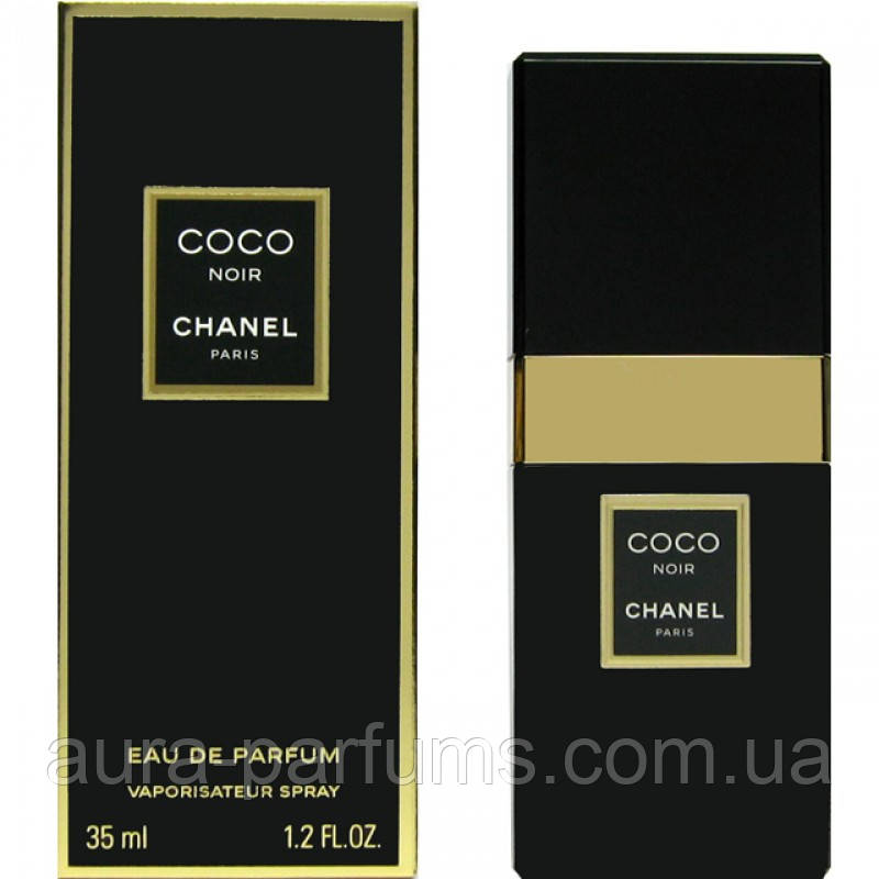 Chanel Coco Noir Edp 35 Ml женский оригинал продажа цена в