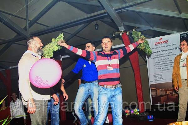 АртельБанная, соревнование банщиков, Василий Ляхов, печь парАвоз