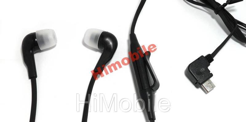 Гарнитура, наушники для Nokia 8600 (Micro USB) S-Music