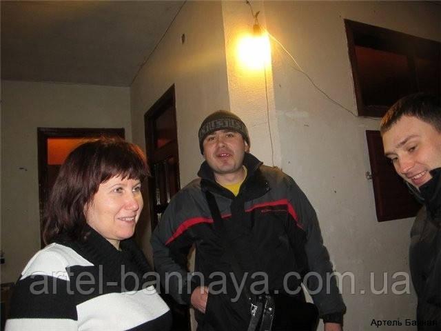 Артель Банная, поездка в Литву,