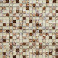 Мозаика камень стекло Vivacer DAF 13