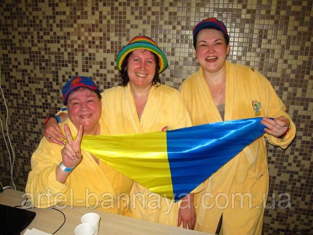 Артель Банная, соревнование банщиков, Литва
