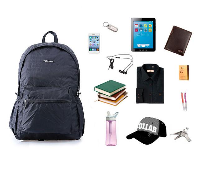 Рюкзак Top Power | черный способы применения