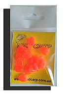 Плавающая силиконовая кукуруза Mad Carp Розовая
