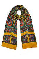 Качественный шарф в модный окрас