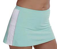 Женская одежда для тенниса.Юбка  с шортами. Юбка-шорты. Юбка для тенниса.Юбка спортивная.