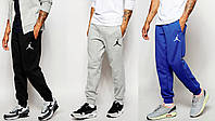 Спортивные штаны мужские с резинкой внизу джордан